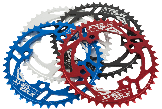 New Insight 4 Bolt Chainrings