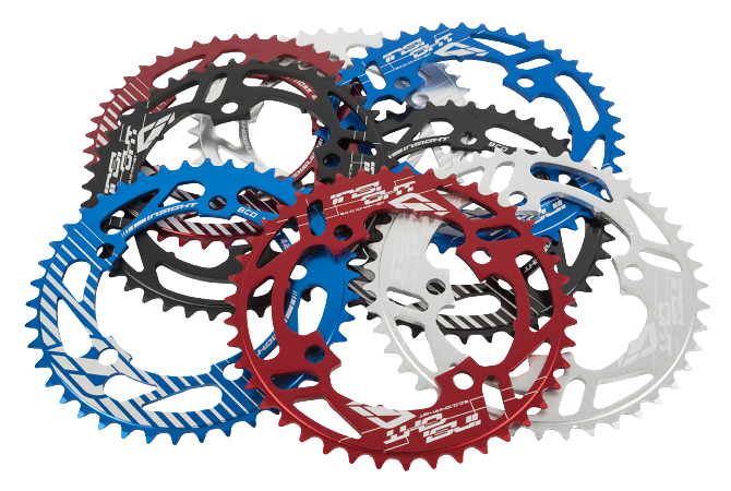 new 4 & 5 Bolt pattern Chainrings