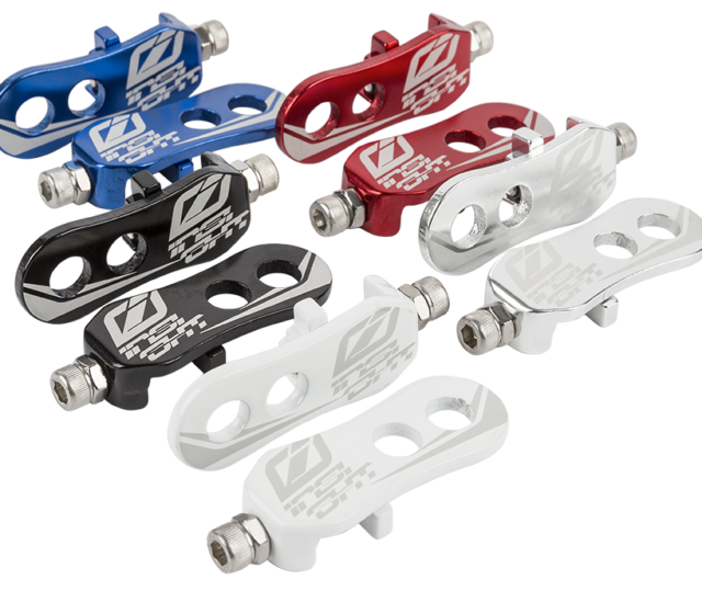 New Insight chain tensioners
